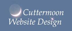 Cuttermoon Website Design Logo